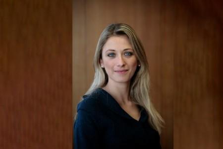 Photographic portrait of Lia Vitzilaiou